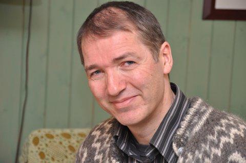 Komponist Knut Vaage.