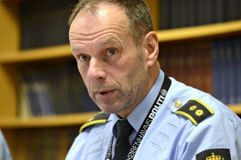 ER ORIENTERT: Krimsjef Morten Ole Pedersen sier at de nå skal foreta flere vitneavhør og undersøke sykkelen.