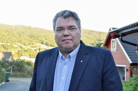 Morten Wold.
