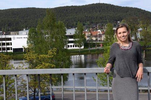 Love Borgejordet, organisatorisk nestleder i Elevorganisasjonen i Buskerud, gir ikke opp kampen mot fraværsgrensa.