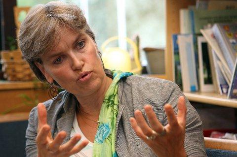 NY JOBB: Petra Turet Olsen blir ny kommuneoverlege i Numedal.