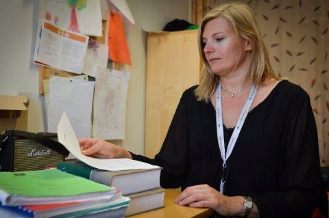 JURISTEN: Camilla Windju Wilhelmsen følger opp det juridiske omkring campingplass-saken. Kommunen vant på alle punkter da grunneier saksøkte kommunen i fjor.