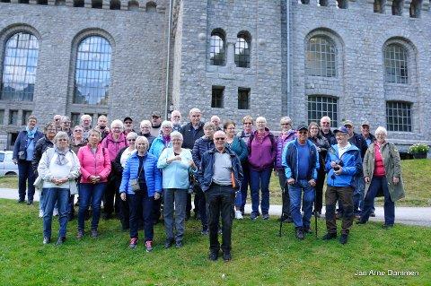 VEMORK: Fylkeslaget av Arbeidsmiljøskaddes Landsforening i Buskerud (A.L.F. Buskerud) arrangerte høsttur til Telemark.