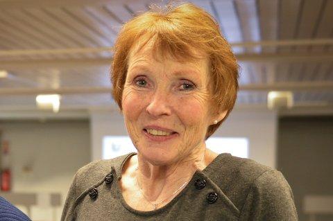 Ordfører Kari Anne Sand (Sp)