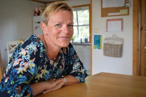 Helen Lippert Eidem er daglig leder for Løvåsen bofellesskap. Hun og de andre ansatte får nå fortrinn til andre jobber de er kvalifisert for i Kongsberg kommune.