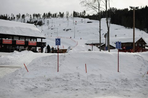 FLERE PLASSER: Kongsberg Skisenter har nå fem HC-plasser.