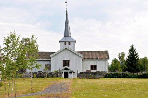 TO GUDSTJENESTER: Det blir konfirmasjon i Svene kirke både 10.30 og 12.30 førstkommende søndag.