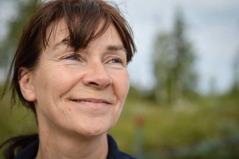 GLEDER SEG: Guri Skjøtskift er primus motor for Fentetrøkket på Torsetlia.