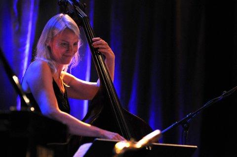 JAZZ: Tine Asmundsen med band kommer til Mølla i regi av jazzklubben onsdag 12. september.