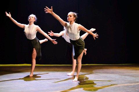 DANS: Studio3 holder dansekurs under MiniGloger. Bildet er fra MiniGloger for to år siden.