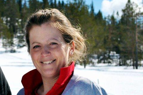 BEVILLING: Guro Myhra Larsen ved Liatoppen varmestue er innstilt av rådmannen til å få lov å skjenke øl og vin.