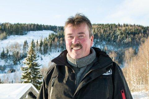 VIL SELGE: Harald Årsbog forsøker nå å selge Ranten hotell. (Arkivfoto)
