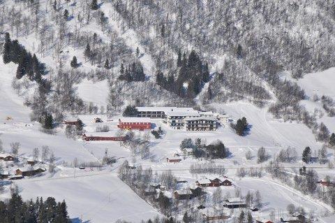 TIL SALGS: Dagali Hotel er til salgs for 11,5 millioner kroner.