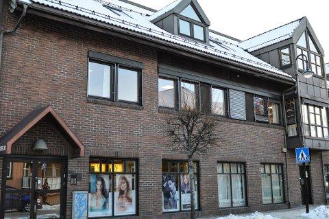 Kongsberg og Eiker tingrett i Kongsberg.