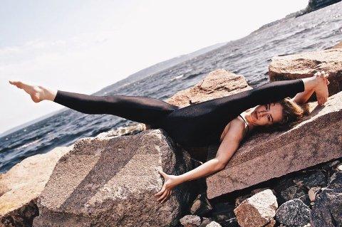 BARNDOMSDRØM: Ingeborg har danset så lenge hun kan huske. Nå flytter hun til New York for å gå på danseskole i fire år. Stipendet fra Sparebank1 bv kommer godt med.