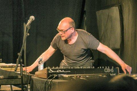KOMMER: Bugge Wesseltoft blir å høre på Kongsberg Jazzweekend i slutten av november.