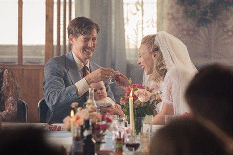 Dianas bryllup: Hjertevarm komedie om samliv vennskap med gode doser 80-tallsnostalgi.