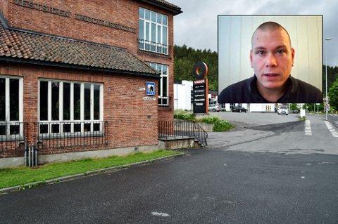 DOMFELT: Espen Andersen Bråthen ble dømt til 30 dager betinget fengsel for å bryte seg inn og gjøre hærverk på ungdomsskolen han selv var elev.