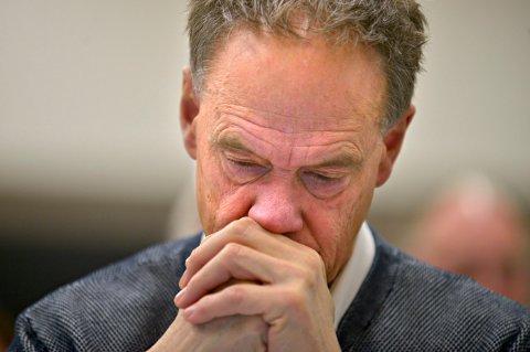 VIL IKKE SI NOE: Ordfører i Nore og Uvdal, Jan Gaute Bjerke, er ordknapp om smitte i en av kommunens barnehager.