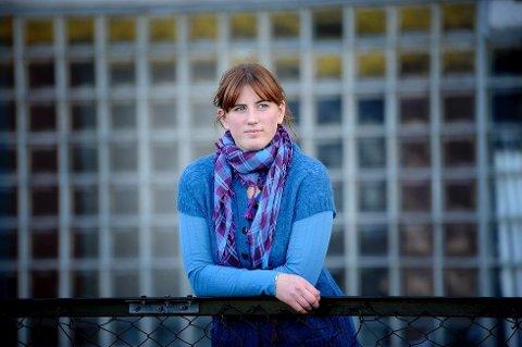 Hanne Marie Pedersen-Eriksen. Foto: Drammens Tidende