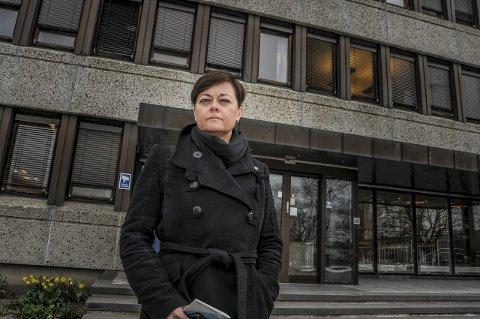 KLARE KRAV: Venstres Tove Hofstad har sammen med Sp og KrF lagt fram klare for et politisk samarbeid.