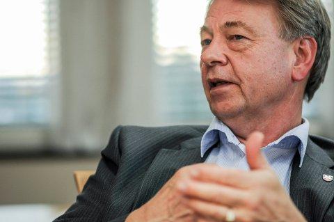 Sendte epost: Rådmann Hans-Petter Christensens redegjørelse i en epost til politikerne har skapt reaksjoner. – Dette bidrar til å tåkelegge utfordringene, sier Aps Tonje Evju.