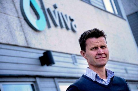 SKAL LEDE VIVA: Arne Johan Grimsbo er ansatt som daglig leder i Viva IKS.