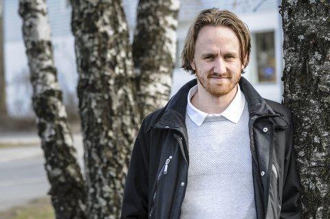 TAR INITIATIV: Liungen Mats Harjo Skaar vil endre KrFs ruspolitikk.