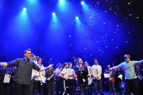 En heidundranes festival: UKM ble e suksess skal man tro mange av de som var til stede.