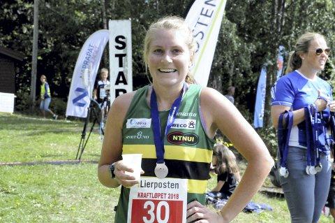 Fyker til Finland: Maren Jansson Haverstad har hatt en sterk start på sesongen, og er nå klar for sitt verdenscupløp på fire år. 8. og 9. juni deltar hun verdenscupåpningen i Vihti, Finland. Arkivbilde