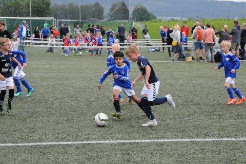 Landets største? Liungen Cup samlet i år hele 347 lag – det som kan være landets største fotballcup, samlet på samme sted.