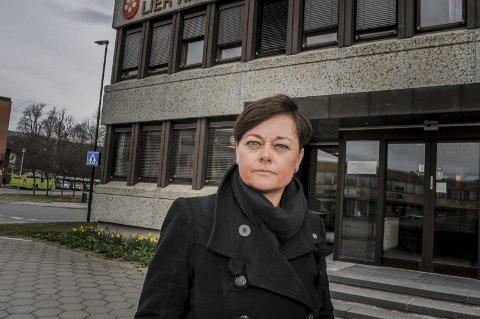 Ordførerkandidat for Lier Venstre, Tove Hofstad