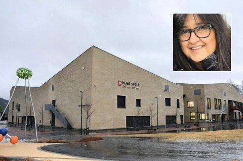 Tar over: Kristin Eggum Ege er ny rektor på Hegg skole.