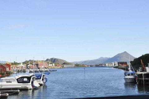 Illustrasjonsfoto, Ballstad havn