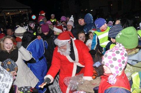Det blir en mild julaften i Lofoten