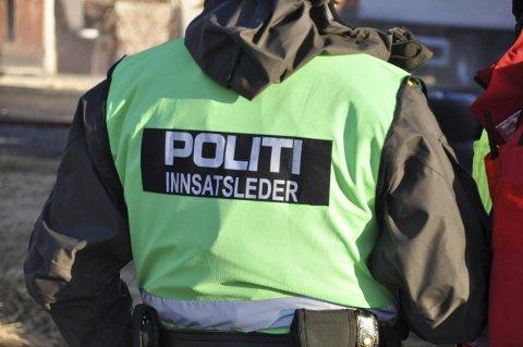 PÅGREPET: Mannen ble pågrepet etter en politiaksjon. Ill.foto:Kai Nikolaisen