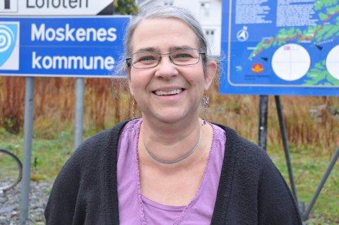 Lillian Rasmussen håper på stort oppmøte under mandagens folkeavsteming,