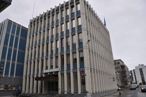 Vågan rådhus i Svolvær