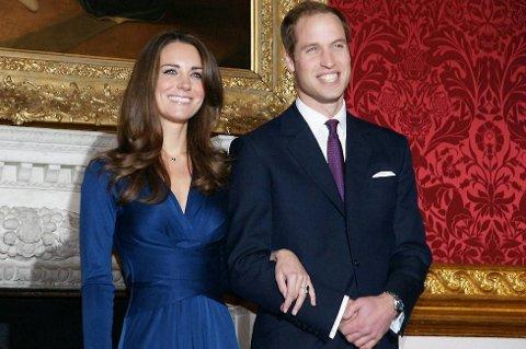 Prins William og hertuginne Kate har fått ei datter.