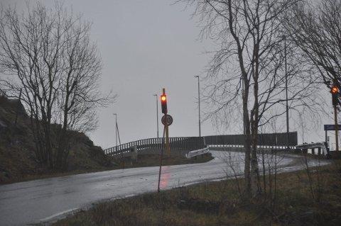 Vedlikehold: I juni starter Statens vegvesen vedlikeholdet av Breisundet og Storvalen (bildet bruer i Moskenes.