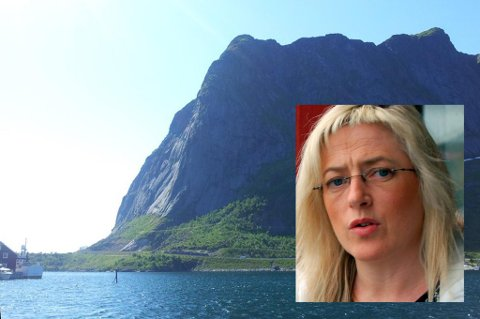 Elisabeth Pleym Olsen vil at eksperter skal vurdere risikoen i Reinebringen.
