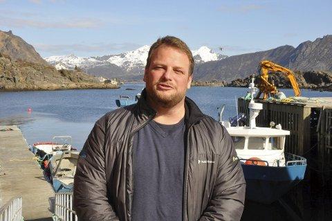 ANKE: – Vi vil vurdere å anke dommen, sier daglig leder og eier Kurt Johan Svendsen i Isqueen AS.  FOTO: Magnar Johansen