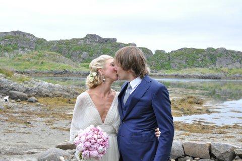 Kristin Størmer Steira og Devon Kershaw ga hverandre sitt ja i Storvågan.