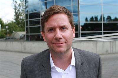 Planer: Adm. dir. Daniel Skjeldam har store planer for Lofoten.