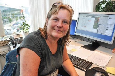 Karin P. Skarby.