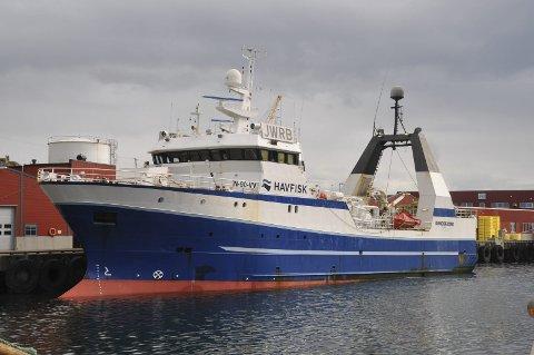 STAMSUND: Etter oppkjøpet fikk Lerøy Seafood  group et meget godt resultat i tredje kvartal. Foto: Kai Nikolaisen