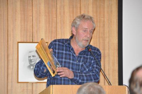 Harald Hansen (H) gikk for konsekvensutredning. Han pekte på at nedturene for regionen kan komme før man aner.