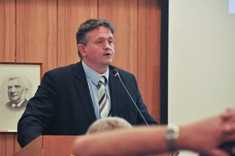 Klart Signal: Det sier våganordfører Eivind Holst (H)foto: Øystein Ingebrigtsen