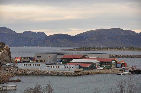 Reddet: Norlense AS er en betydelig internasjonal produksjonsbedrift og aktør i beredskapssammenheng, der produksjonen og administrasjonen ligger på Bømyra ved Fiskebøl (bildet). Foto: John-Arne Storhaug