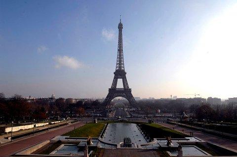 Paris er en av hovedstedene såm vil innføre forbud mot dieselbiler.